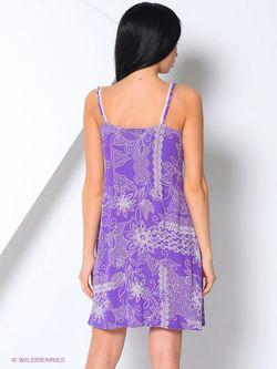 Сарафаны Lus'en                                                                                                              фиолетовый цвет