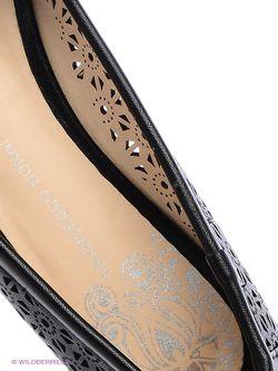 Балетки Francesco Donni                                                                                                              черный цвет