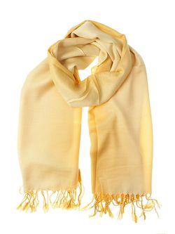 Палантины Migura                                                                                                              желтый цвет