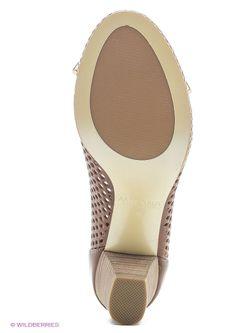 Туфли Milana                                                                                                              коричневый цвет