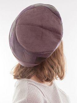 Береты Loricci                                                                                                              фиолетовый цвет