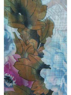 Палантины Migura                                                                                                              Бирюзовый цвет