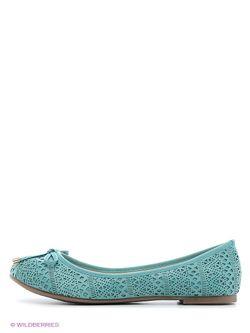 Туфли Stella Mazarini                                                                                                              голубой цвет