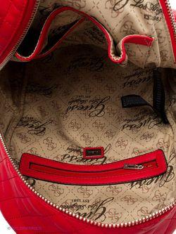Рюкзаки Guess                                                                                                              красный цвет