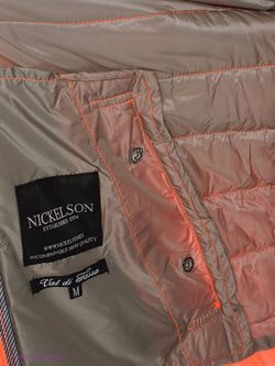 Куртки Nickelson                                                                                                              оранжевый цвет