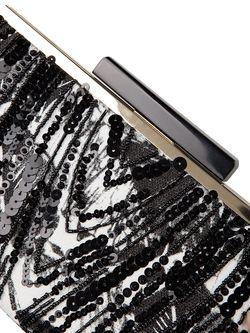 Клатчи Eleganzza                                                                                                              чёрный цвет