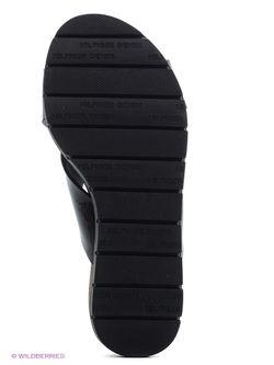 Шлепанцы Tommy Hilfiger                                                                                                              черный цвет