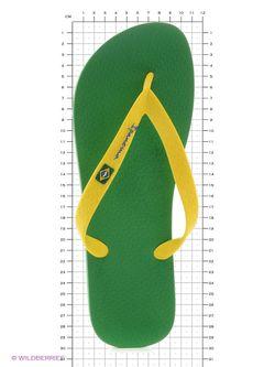 Пантолеты Ipanema                                                                                                              желтый цвет
