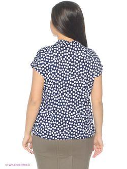 Блузки Loricci                                                                                                              синий цвет