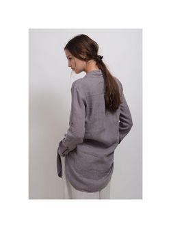 Блузки LINO RUSSO                                                                                                              Антрацитовый цвет