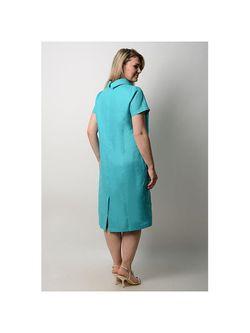 Платья LINO RUSSO                                                                                                              Бирюзовый цвет