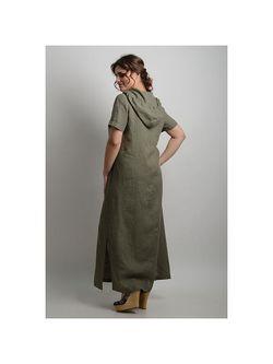 Платья LINO RUSSO                                                                                                              зелёный цвет