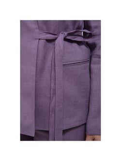 Жакеты LINO RUSSO                                                                                                              фиолетовый цвет