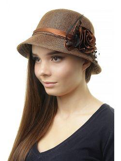 Шляпы Migura                                                                                                              коричневый цвет