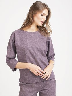 Блузки VITA STRETTA                                                                                                              фиолетовый цвет