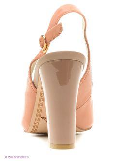 Туфли WESTFALIKA                                                                                                              розовый цвет