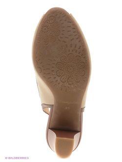 Туфли WESTFALIKA                                                                                                              бежевый цвет