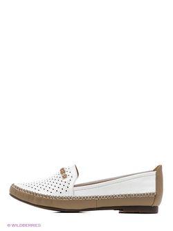 Туфли WESTFALIKA                                                                                                              белый цвет