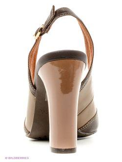 Туфли WESTFALIKA                                                                                                              коричневый цвет