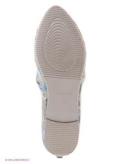 Туфли WESTFALIKA                                                                                                              синий цвет