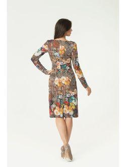 Платья MARIA VELADA                                                                                                              коричневый цвет