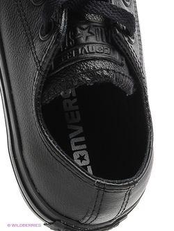 Кеды Converse                                                                                                              черный цвет
