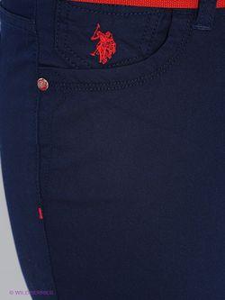 Брюки U.S. Polo Assn.                                                                                                              синий цвет