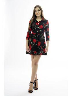 Платья Lautus                                                                                                              красный цвет