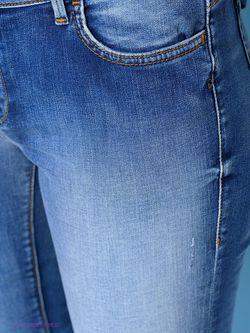 Джинсы Trussardi                                                                                                              голубой цвет