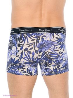 Трусы Pepe Jeans London                                                                                                              голубой цвет