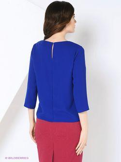 Блузки ADL                                                                                                              синий цвет