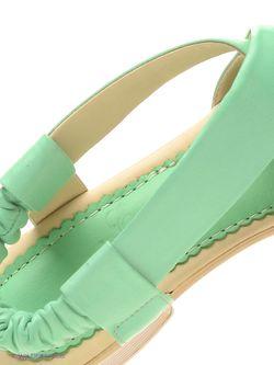 Босоножки Winzor                                                                                                              зелёный цвет
