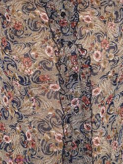 Блузки Полина                                                                                                              синий цвет