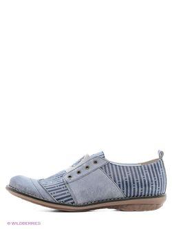 Туфли BELWEST                                                                                                              голубой цвет
