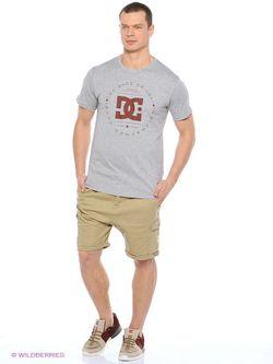 Футболка Dc Shoes Dcshoes                                                                                                              серый цвет