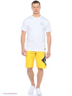 Футболка Dc Shoes Dcshoes                                                                                                              белый цвет