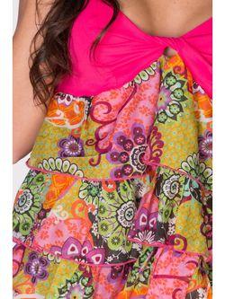 Платья Bip-Bip                                                                                                              розовый цвет