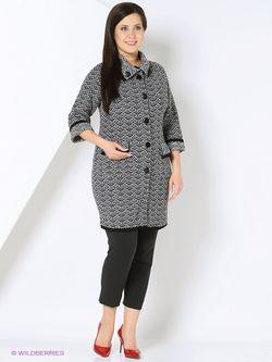 Пальто Milana Style                                                                                                              черный цвет