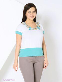 Блузки Milana Style                                                                                                              белый цвет