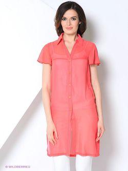 Блузки La Fleuriss                                                                                                              розовый цвет