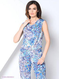 Комбинезоны La Fleuriss                                                                                                              голубой цвет