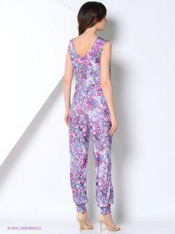 Комбинезоны La Fleuriss                                                                                                              фиолетовый цвет