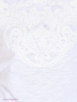 Футболка Sela                                                                                                              белый цвет
