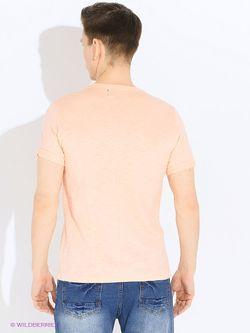 Футболка Sela                                                                                                              розовый цвет