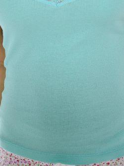 Майка Sela                                                                                                              зелёный цвет