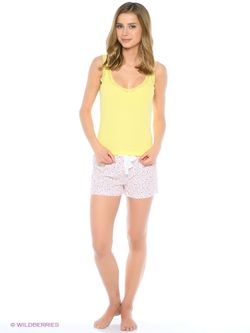 Майка Sela                                                                                                              желтый цвет