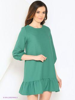 Платья SamIrini                                                                                                              зелёный цвет