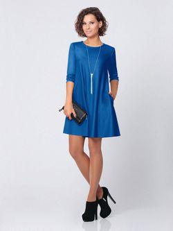 Платья PRIO                                                                                                              синий цвет