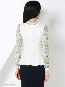 Блузки RUXARA                                                                                                              Молочный цвет
