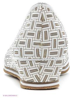 Туфли Renaissance                                                                                                              белый цвет